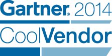 Gartner Cool Vendor 2014 Award